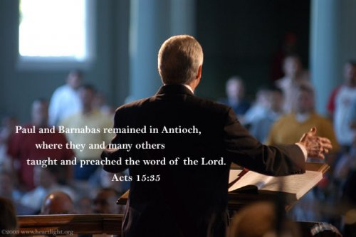 Bible Verse of the Day - Page 10 Acts15_35
