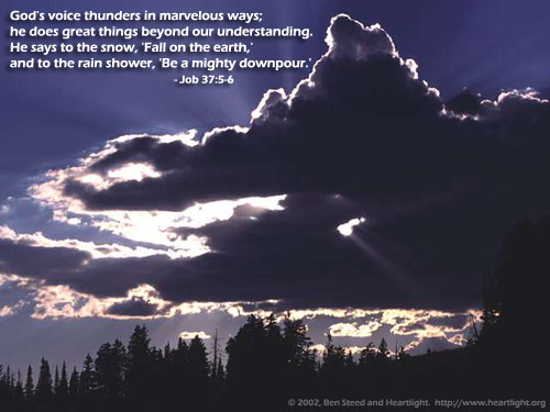 Bible Verse of the Day - Page 10 Job37_5-6