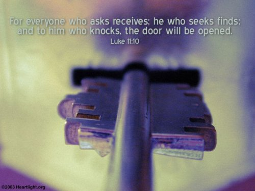 Bible Verse of the Day - Page 10 Luke11_10